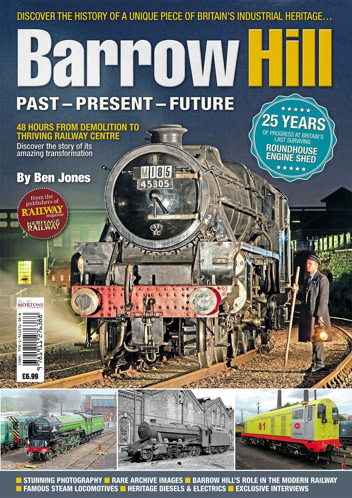 Barrow Hill: Past, Present, Future