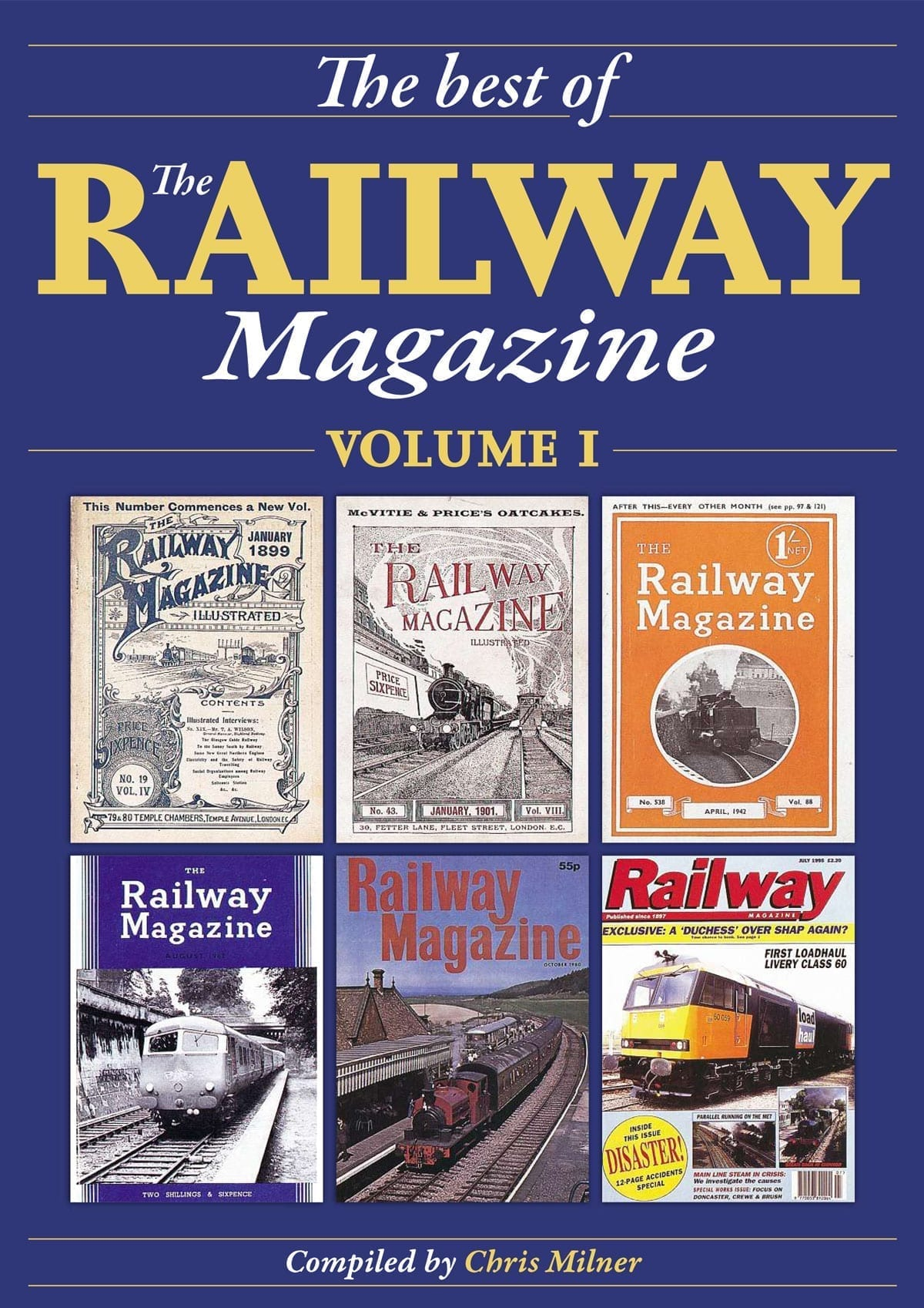 Best of the Railway Magazine – Volume 1