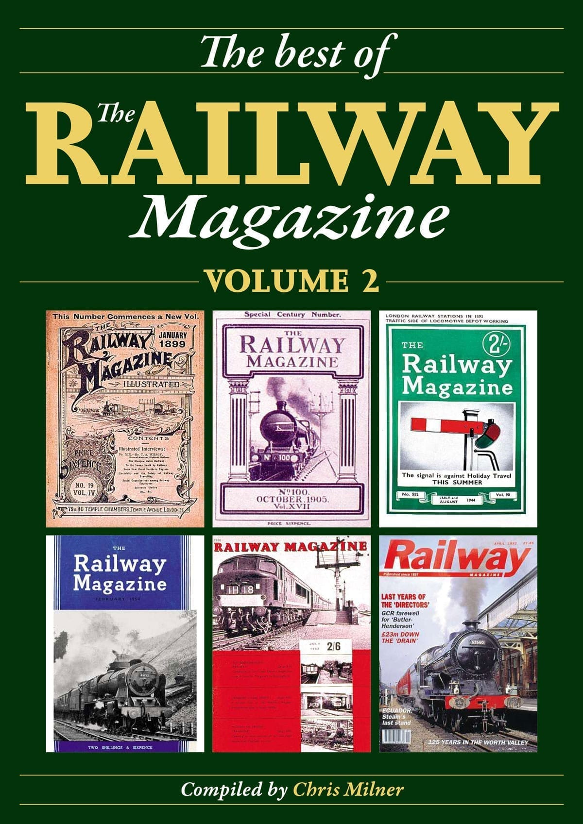 Best of the Railway Magazine – Volume 2