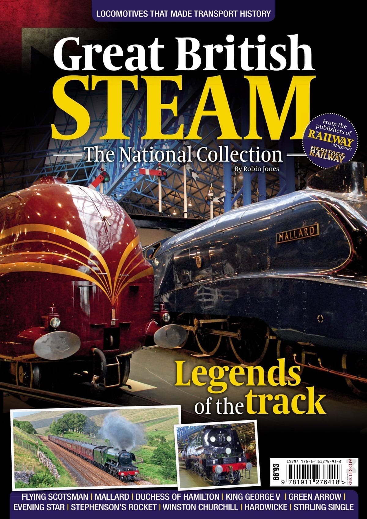 Great British Steam The National Collection