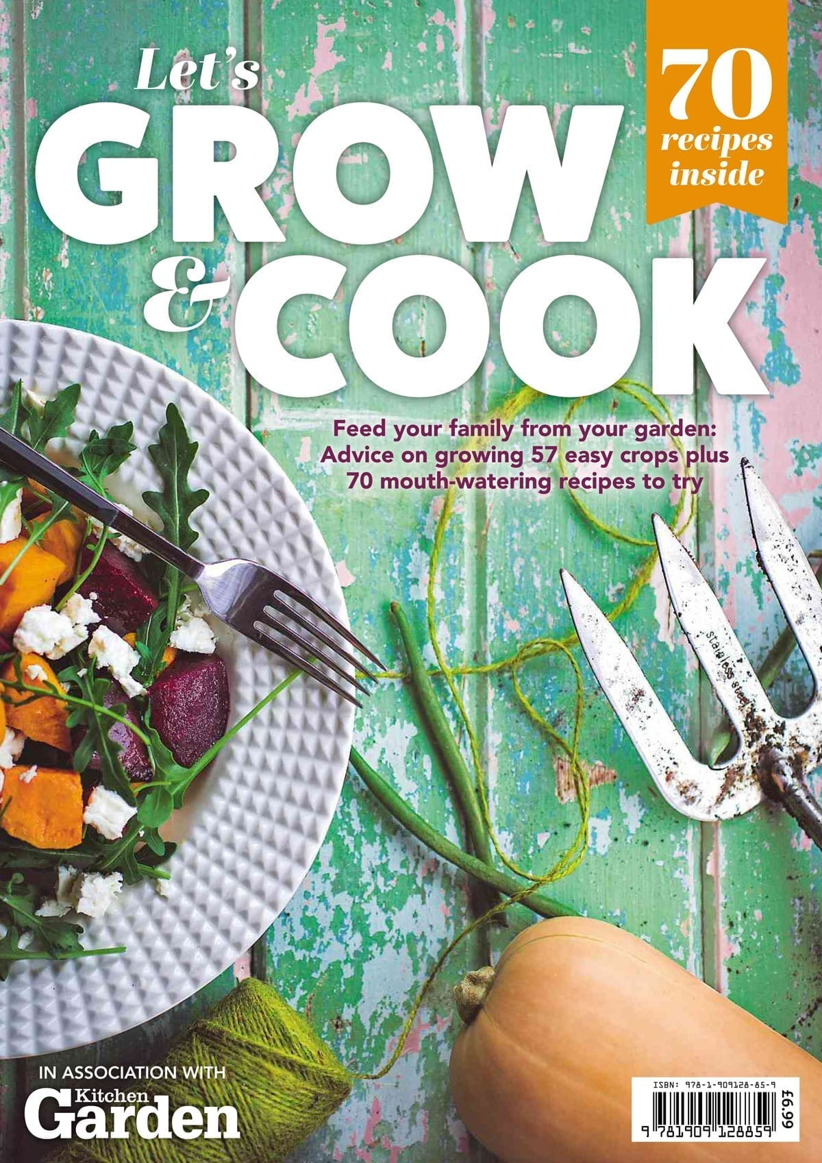 Let's Grow & Cook