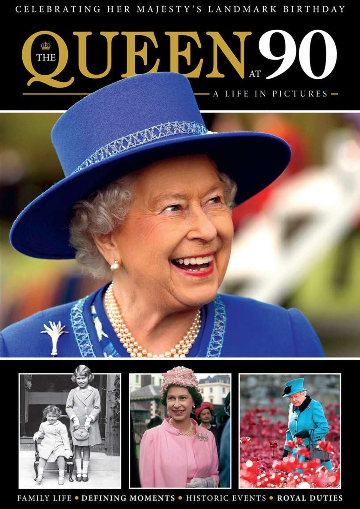 The Queen at 90: A Life in Pictures
