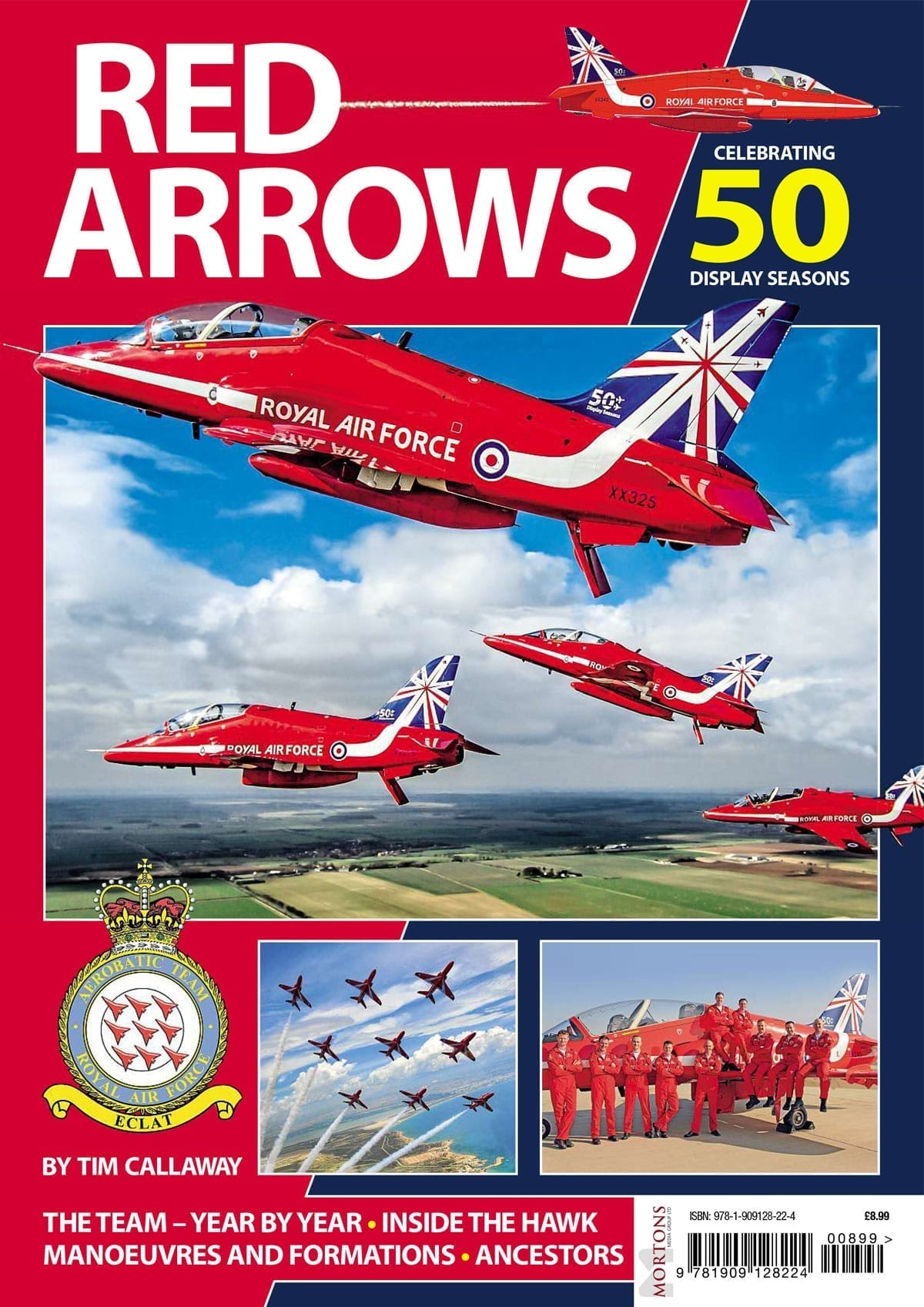 Red Arrows: Celebrating 50 Display Seasons