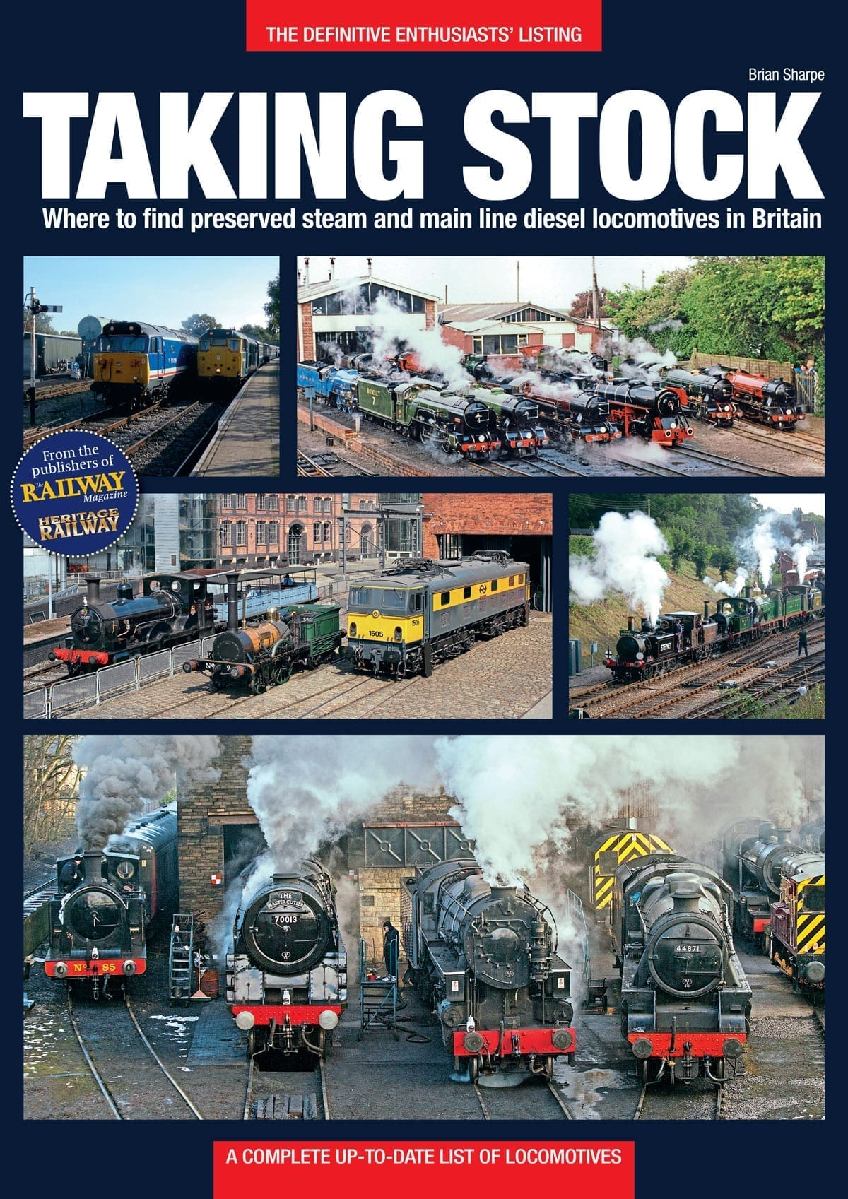 Taking Stock: Where to find preserved steam and main line diesel locomotives in Britain