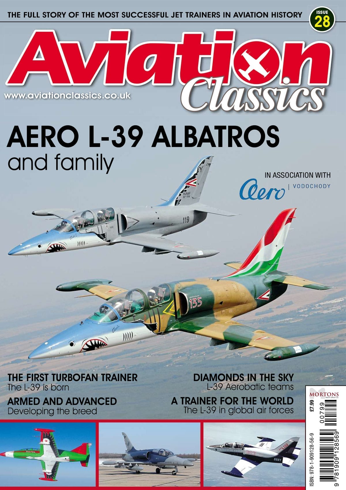 Aviation Classics - Aero L-39 and Family