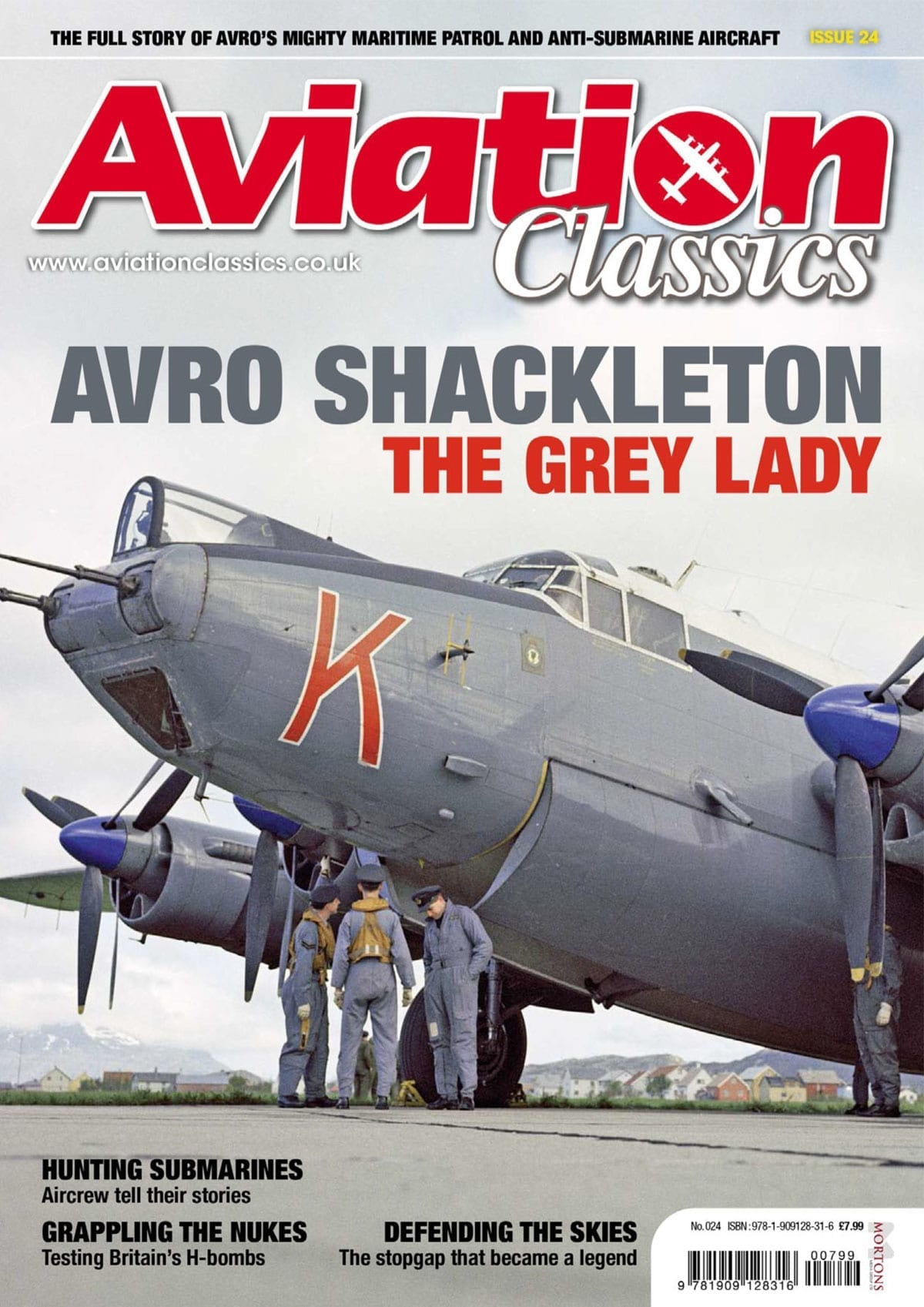 Aviation Classics - Avro Shackleton The Grey Lady