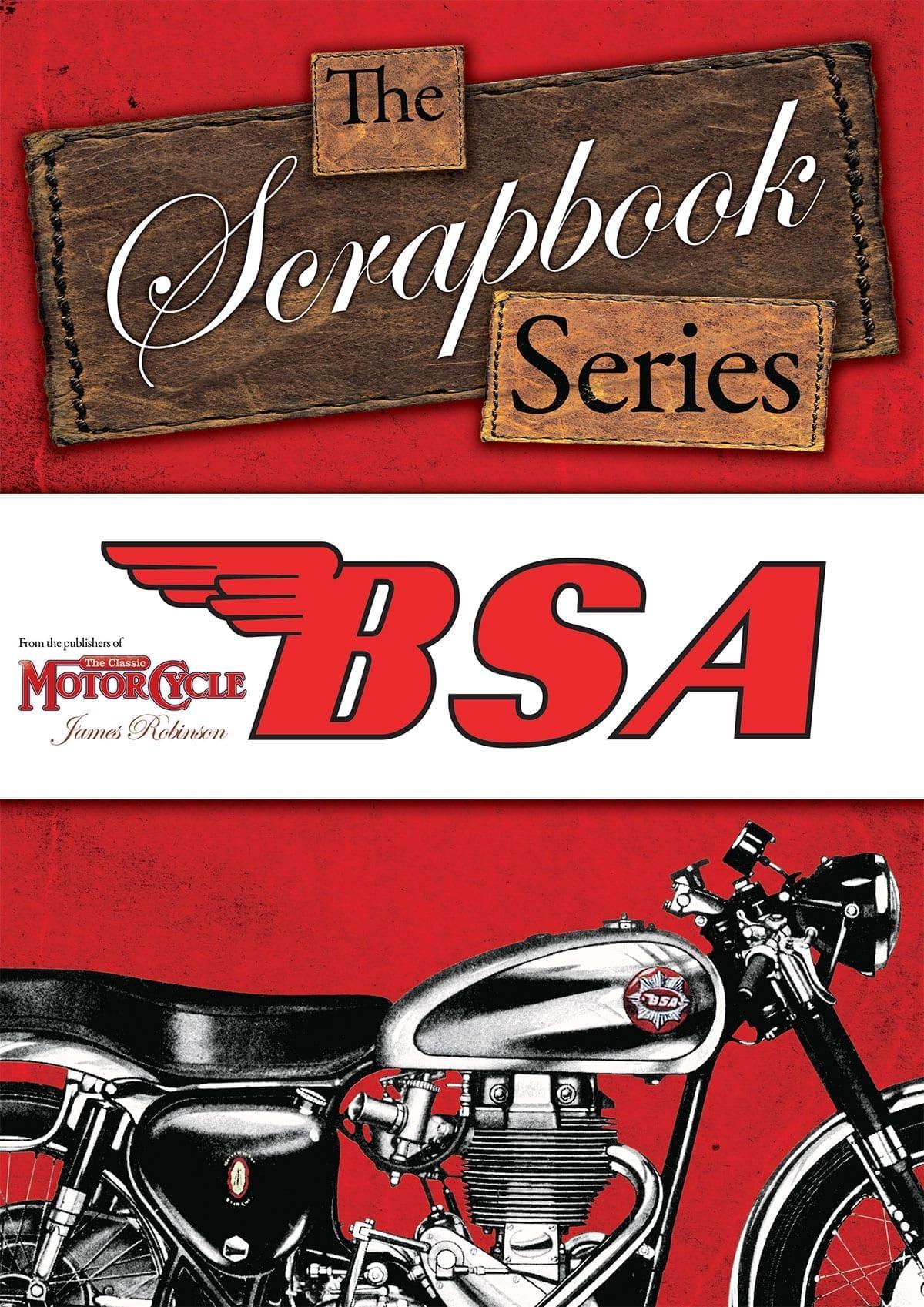 The Scrapbook Series: BSA