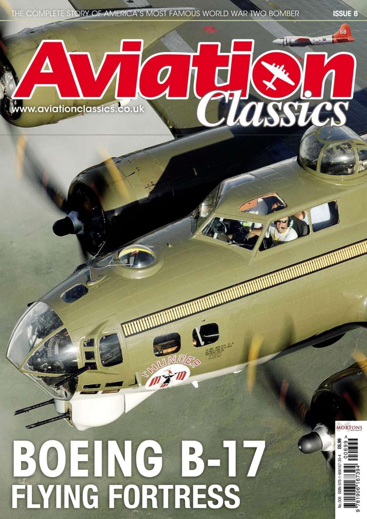 Aviation Classics Boeing B-17