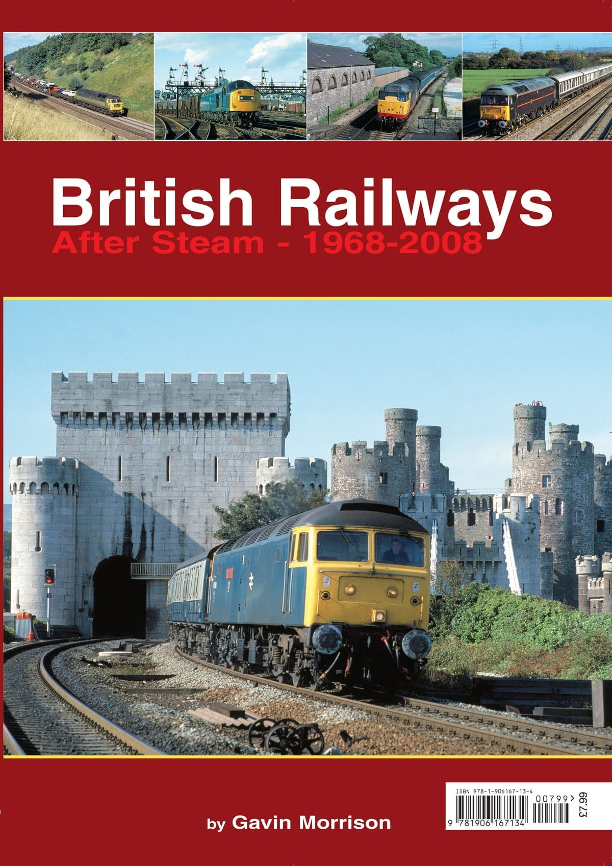 British Railways After Steam – 1968-2008