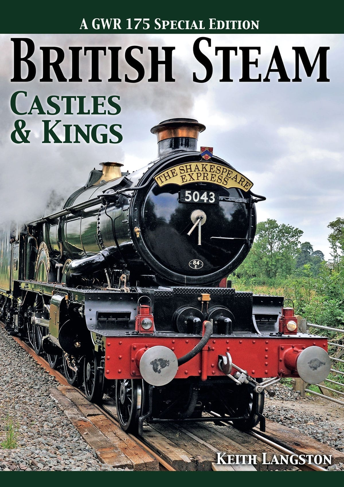 British Steam – Castles & Kings