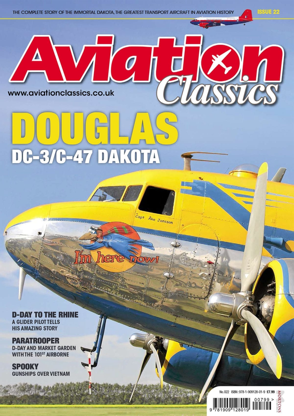 Aviation Classics - Douglas DC-3/C-47 Dakota