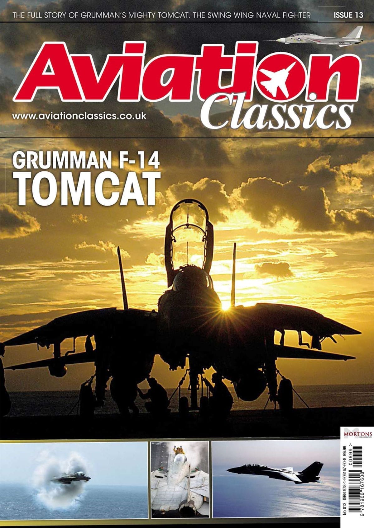 Aviation Classics – Grumman F-14 Tomcat