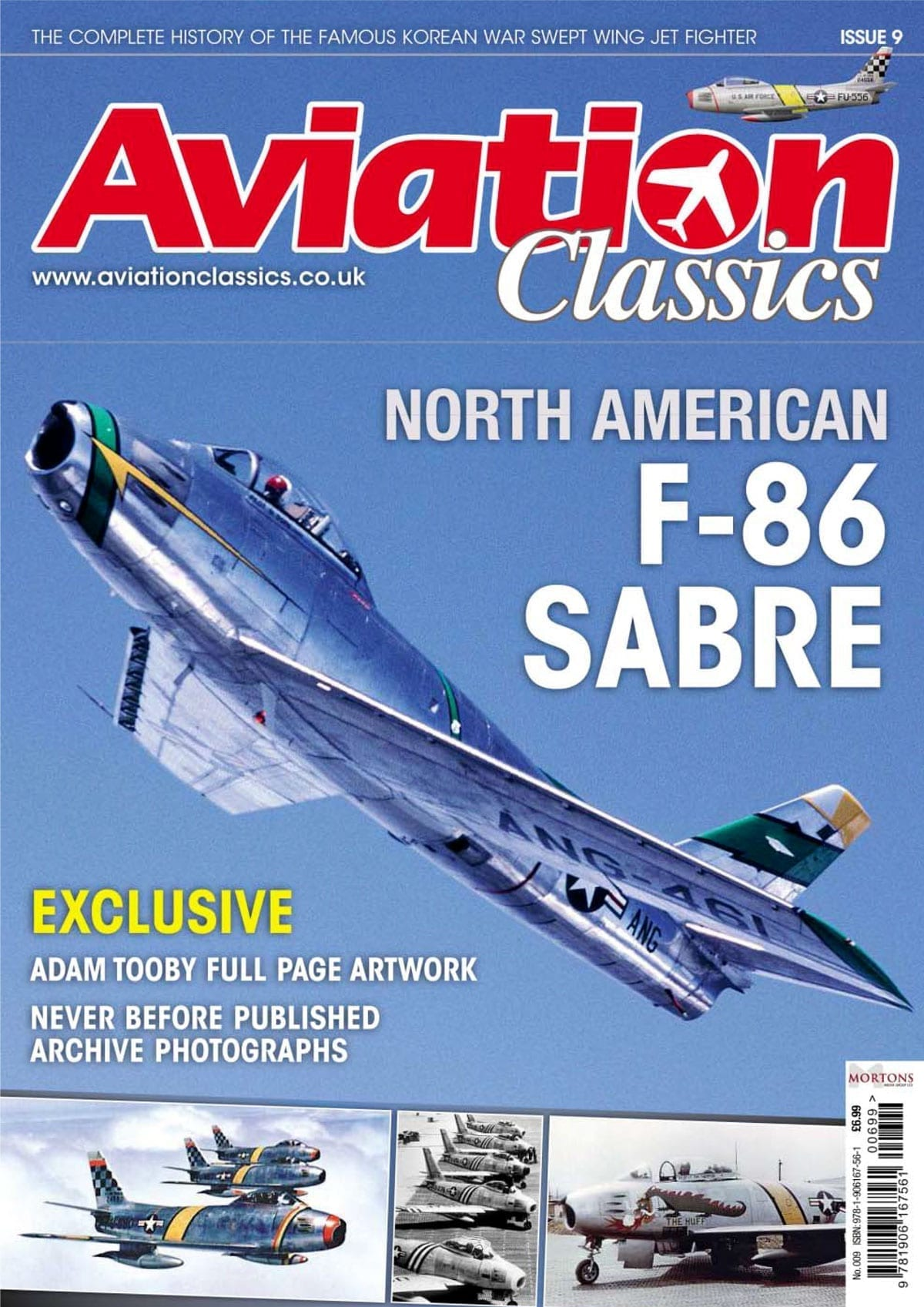 Aviation Classics – North American F-86 Sabre