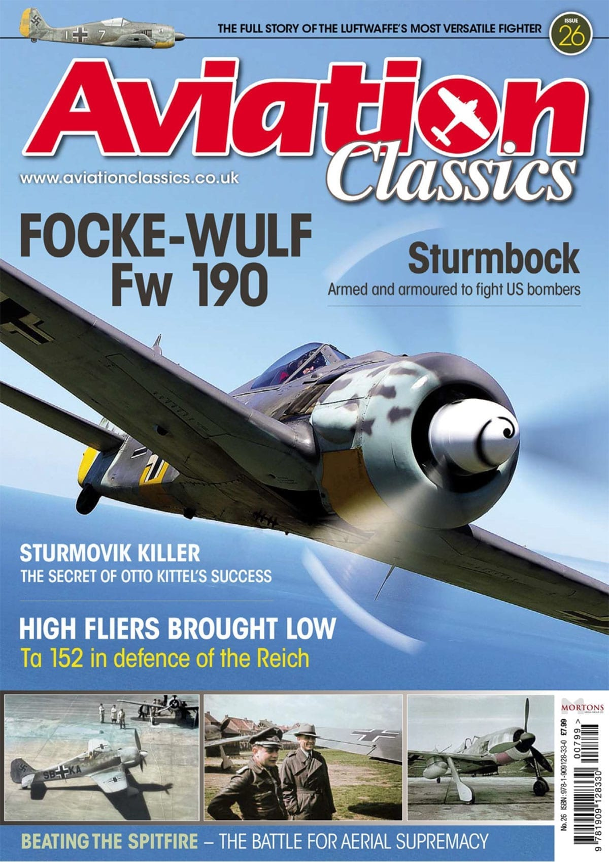 Aviation Classics – Focke-Wulf Fw 190