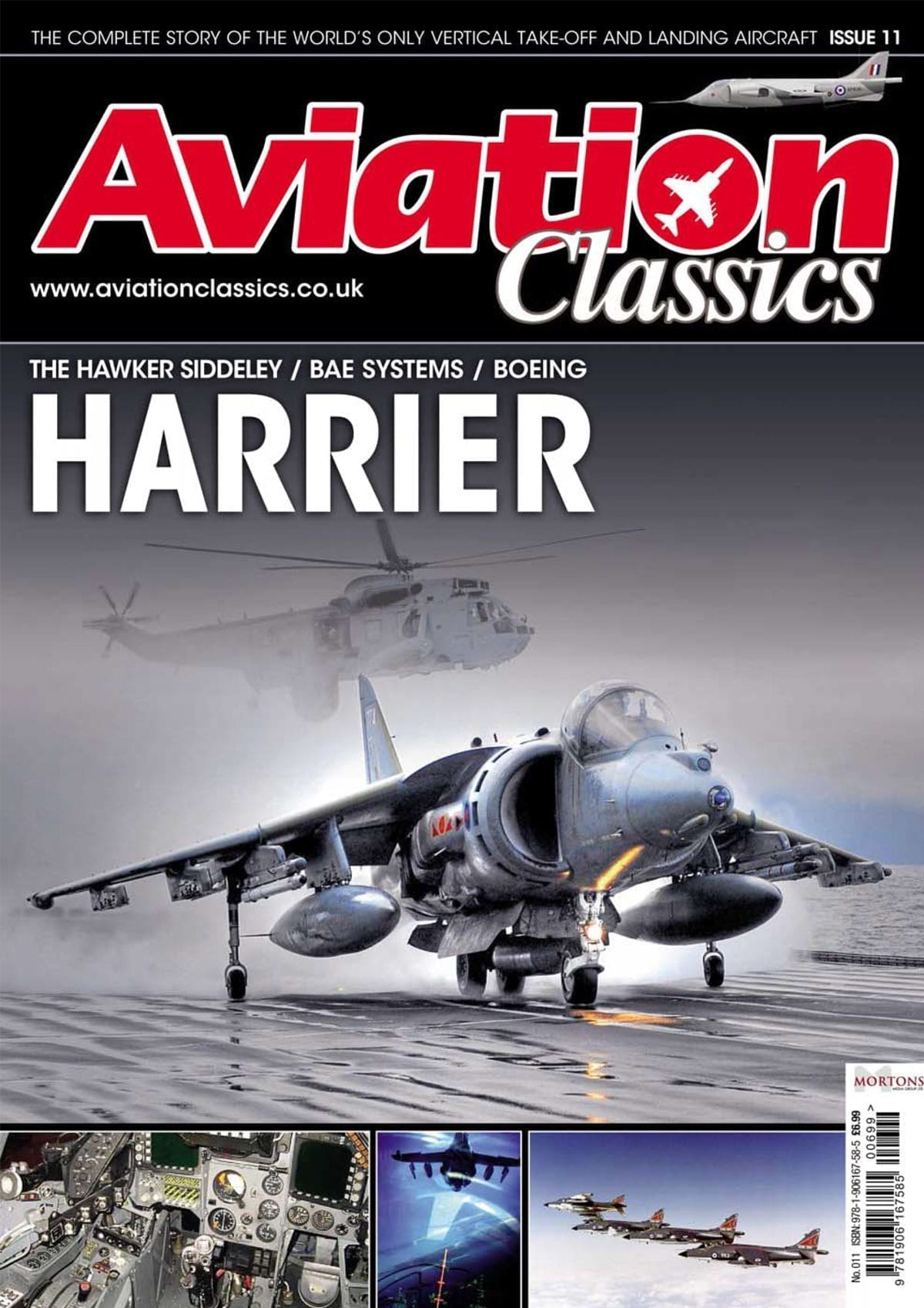 Aviation Classics – Harrier