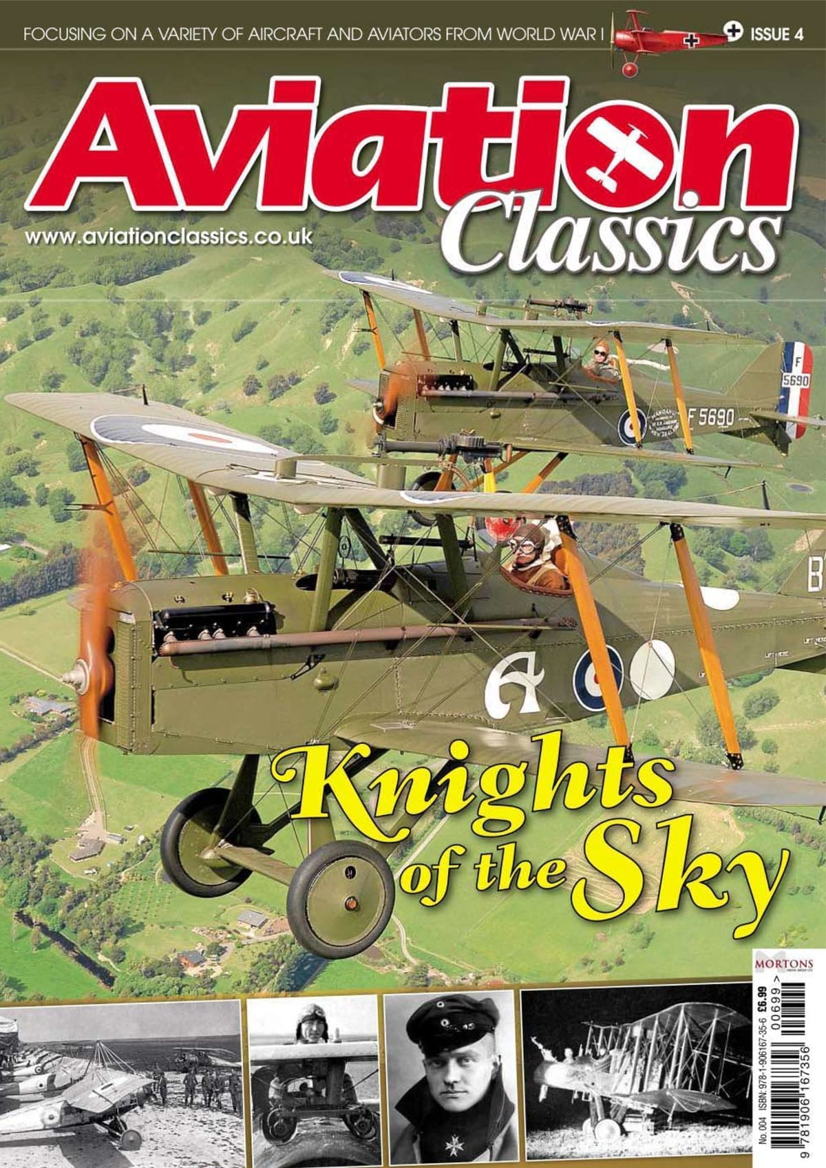Aviation Classics – Knights of the Sky