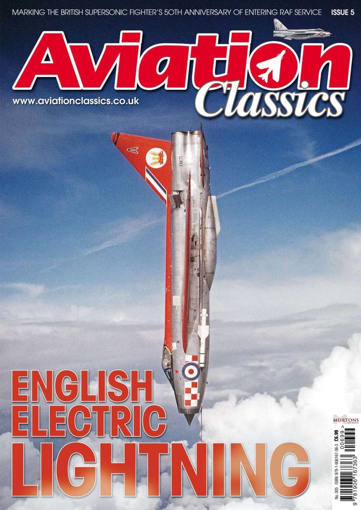Aviation Classics English Electric Lightning