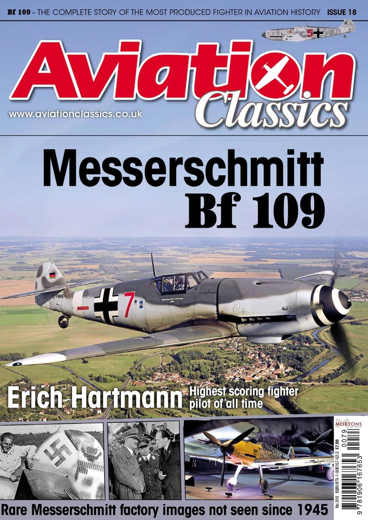Aviation Classics - Messerschmitt Bf 109