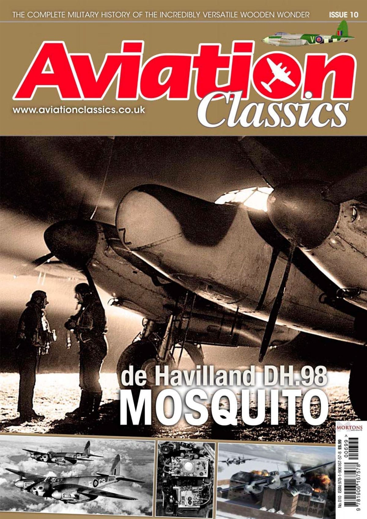 Aviation Classics – de Havilland DH.98 Mosquito