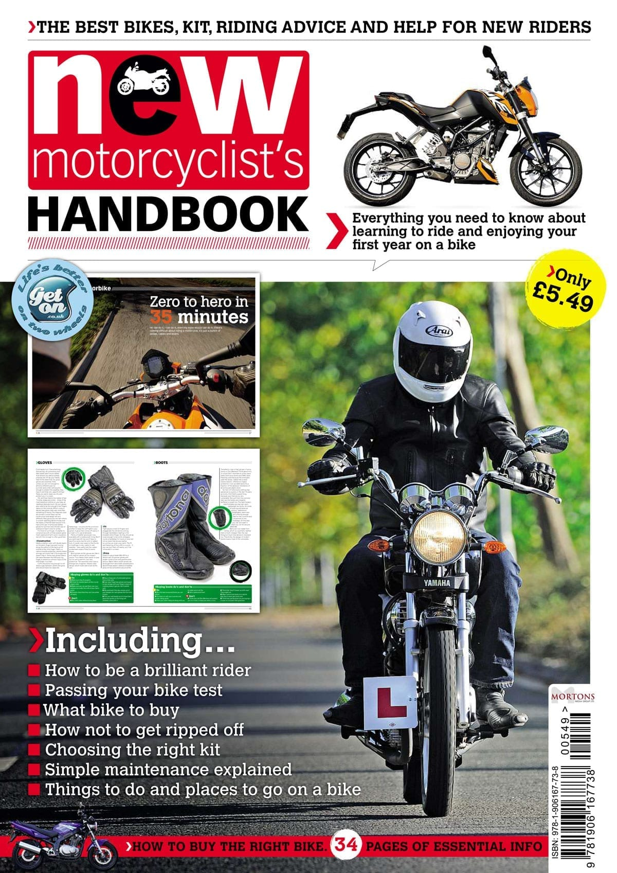 New Motorcyclist's Handbook