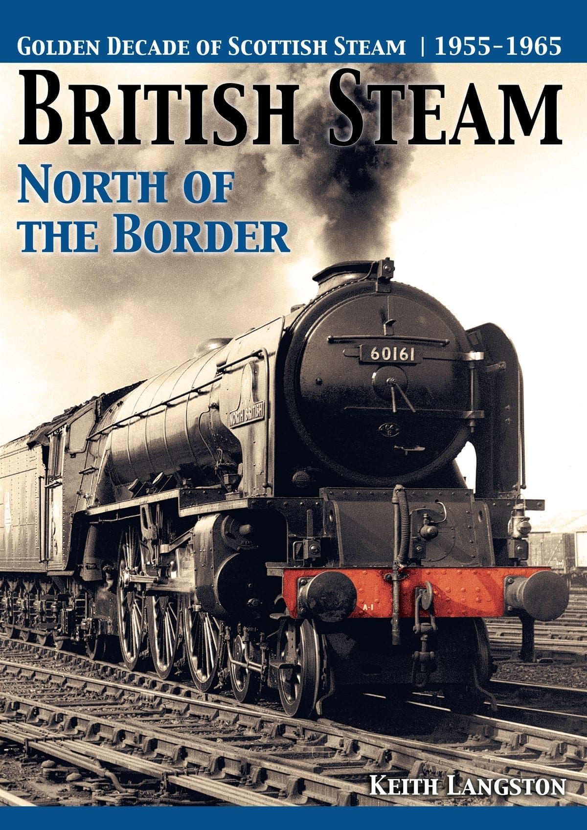 British Steam - North of the Border