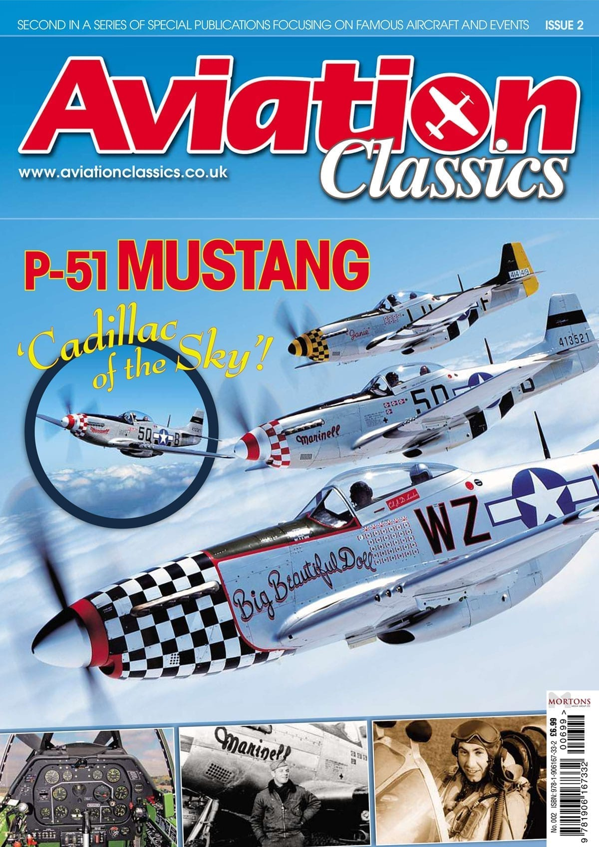 Aviation Classics - P-51 Mustang