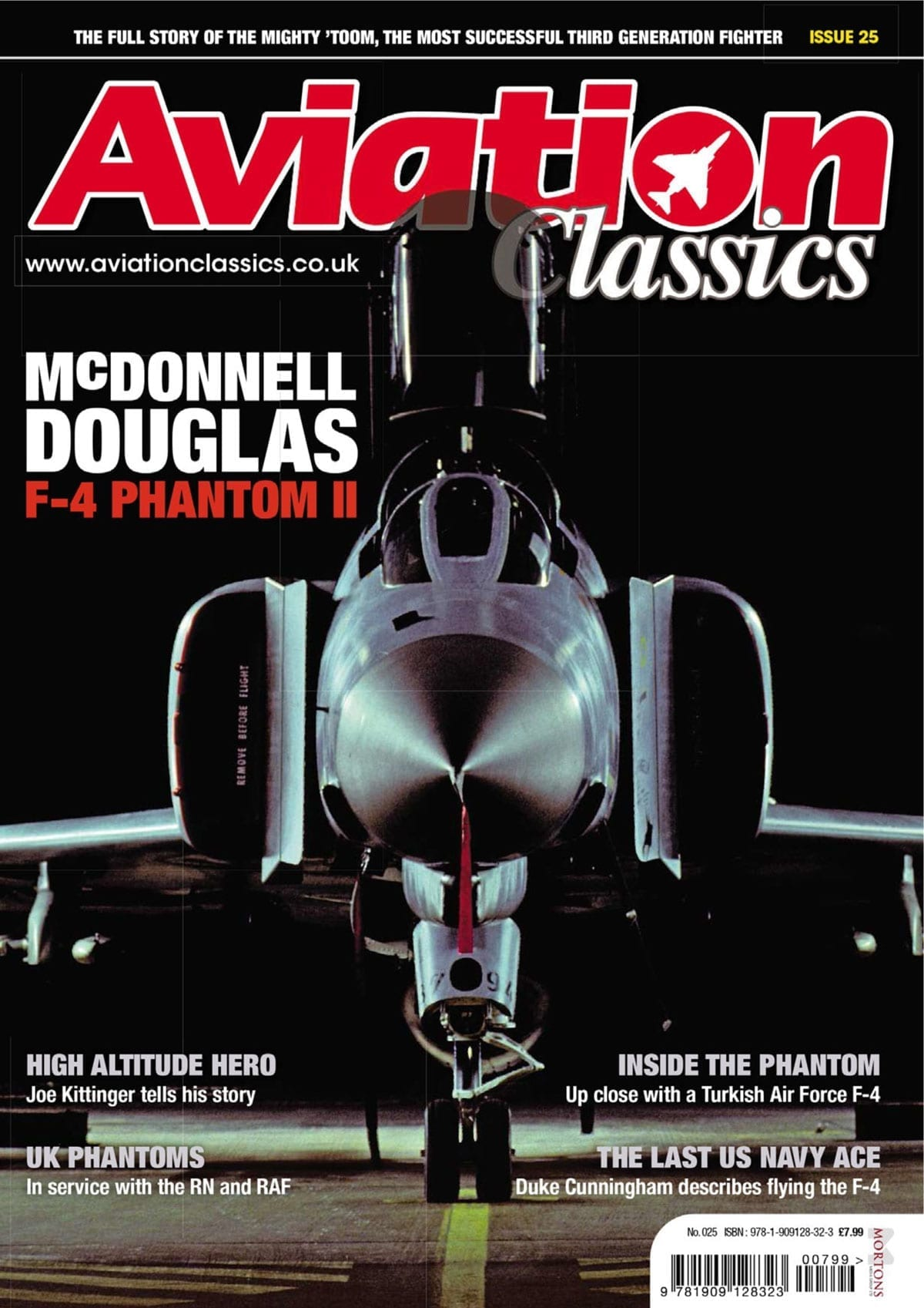 Aviation Classics - McDonnell Douglas F-4 Phantom II