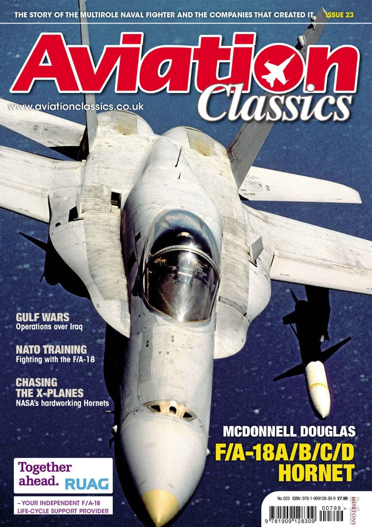Aviation Classics – F/A-18A/B/C/D Hornet