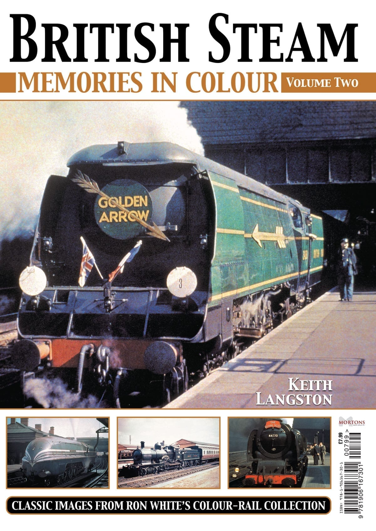 British Steam - Memories in Colour - Volume Two