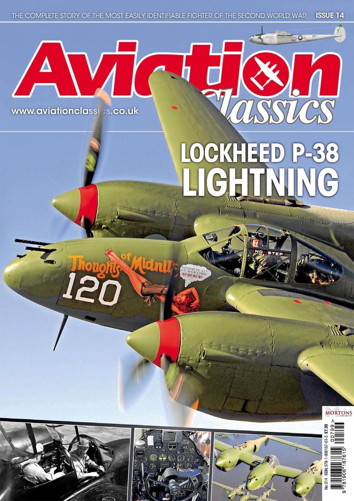 Aviation Classics – Lockheed P-38 Lightning