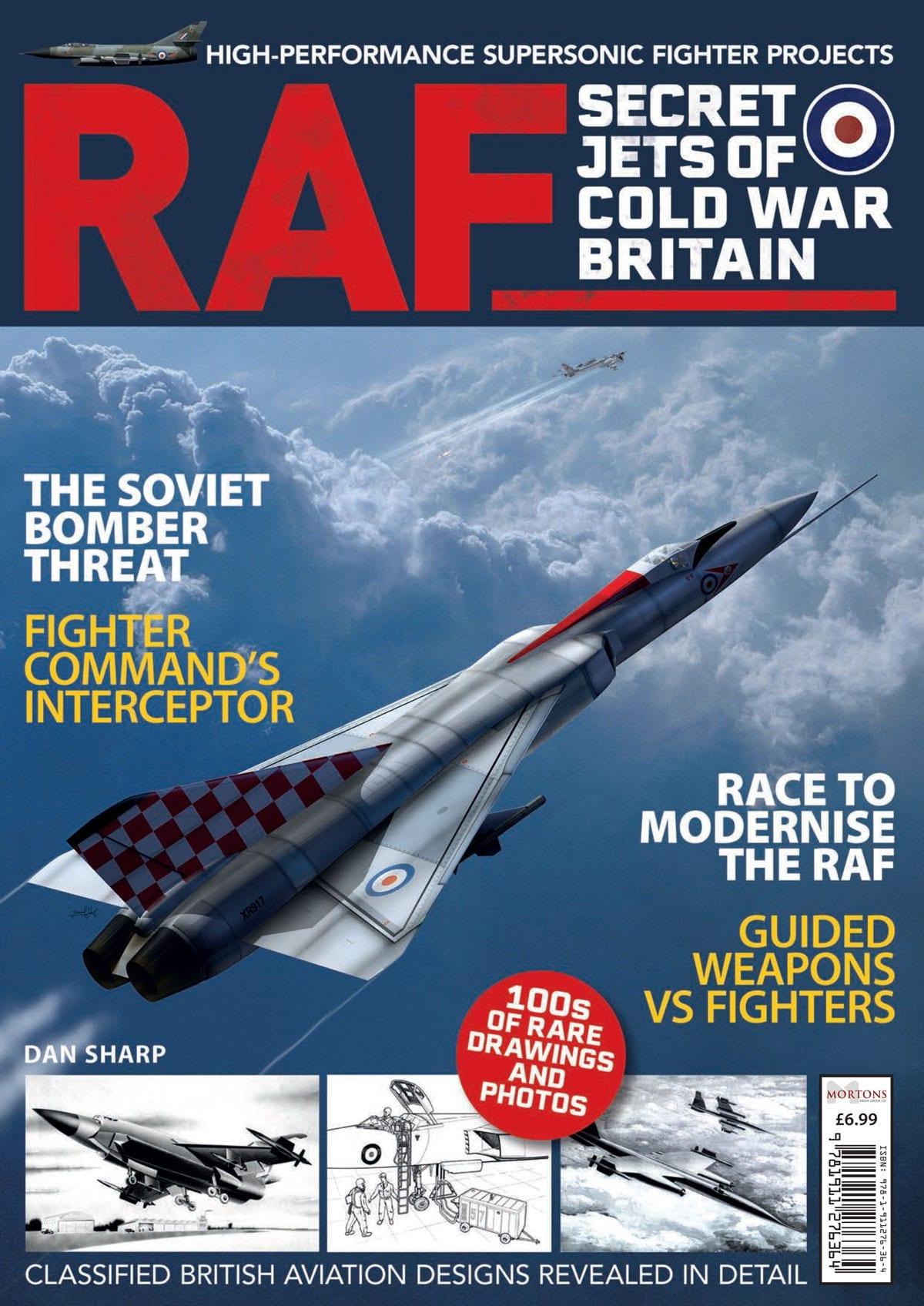 RAF Secret Jets