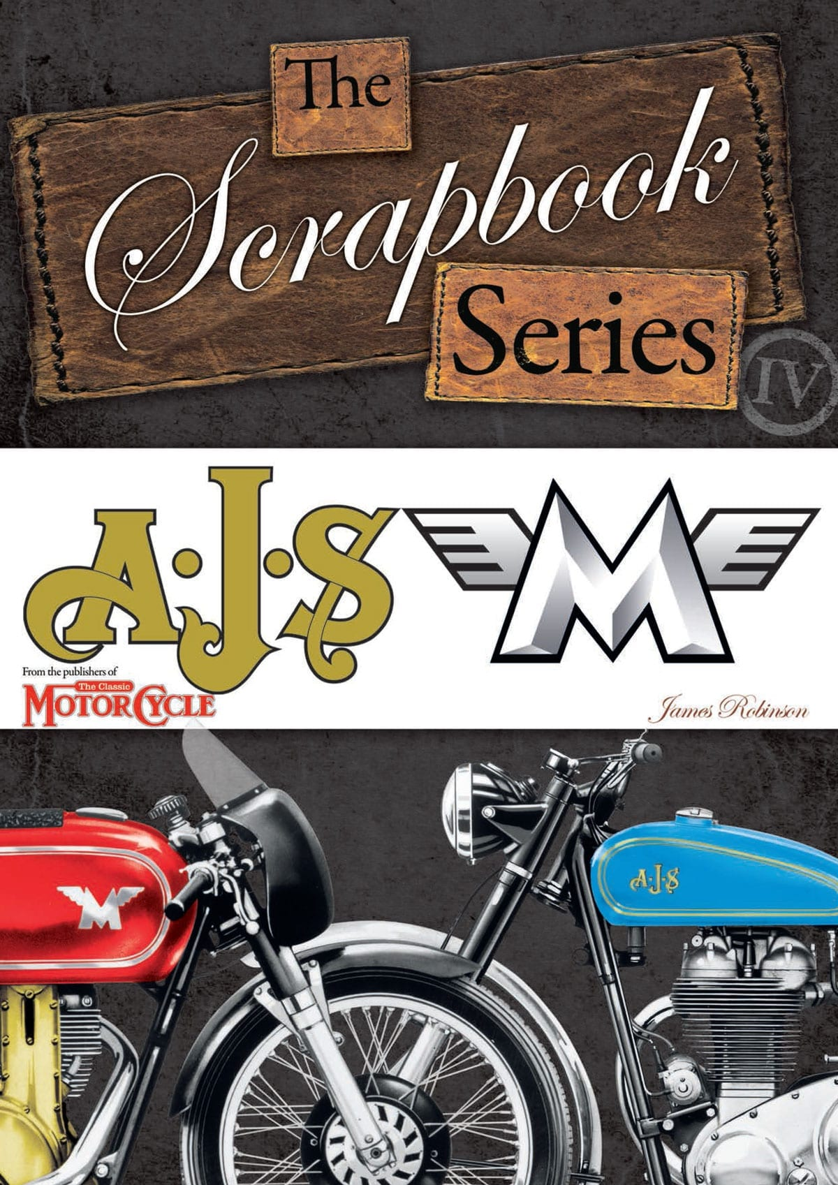 The Scrapbook Series- AJS