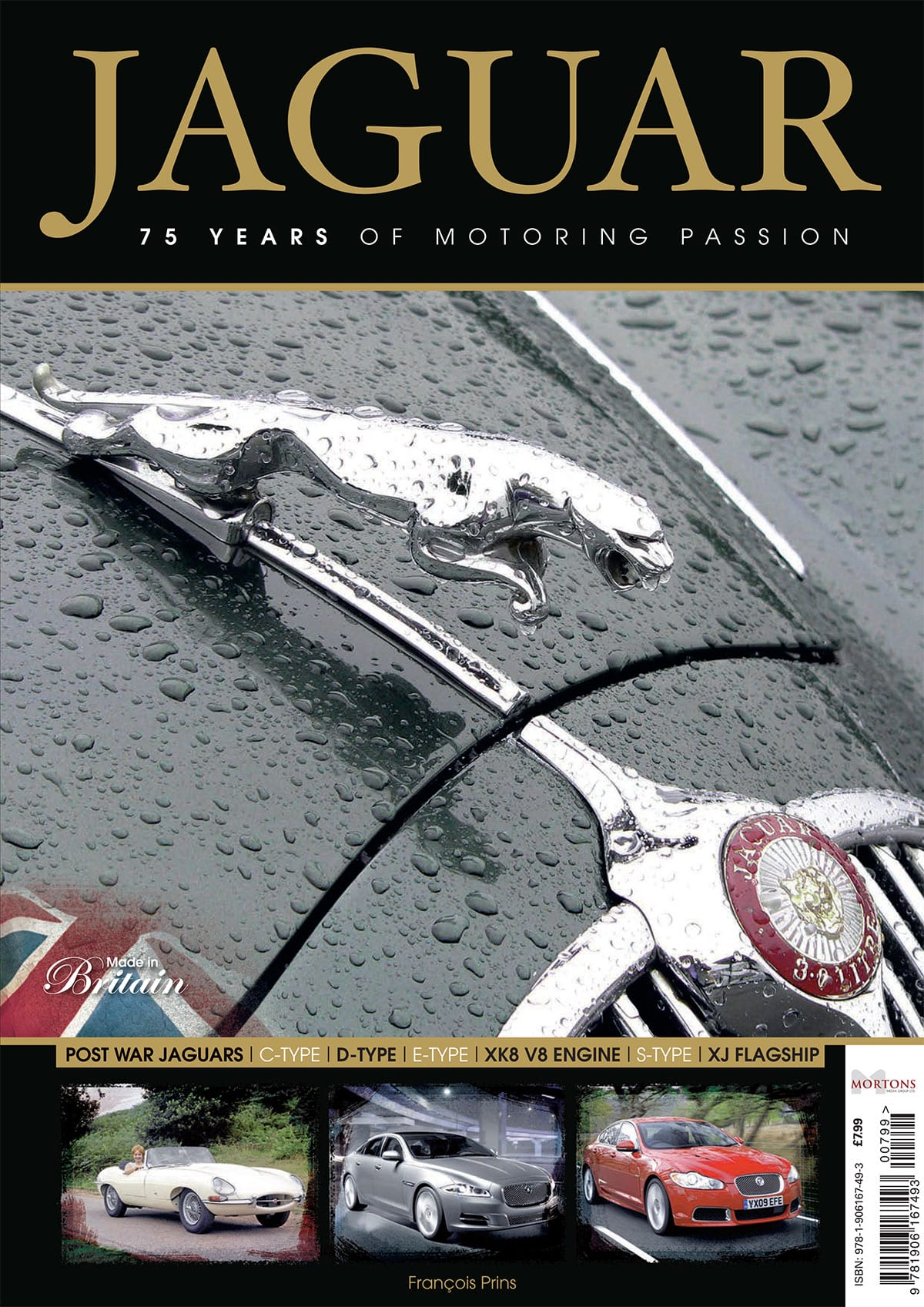 Jaguar - 75 Years of Motoring Passion