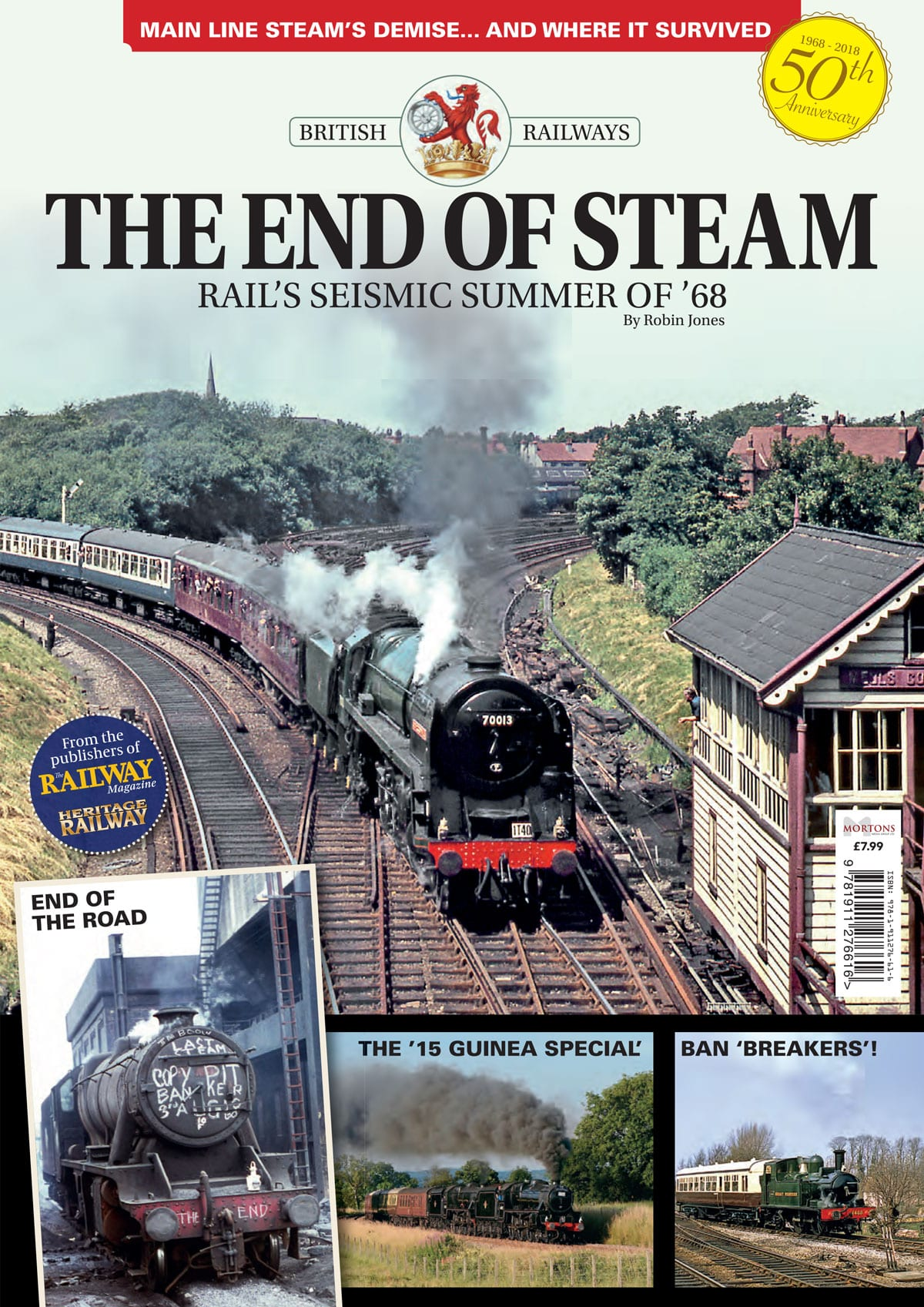 The End of Steam