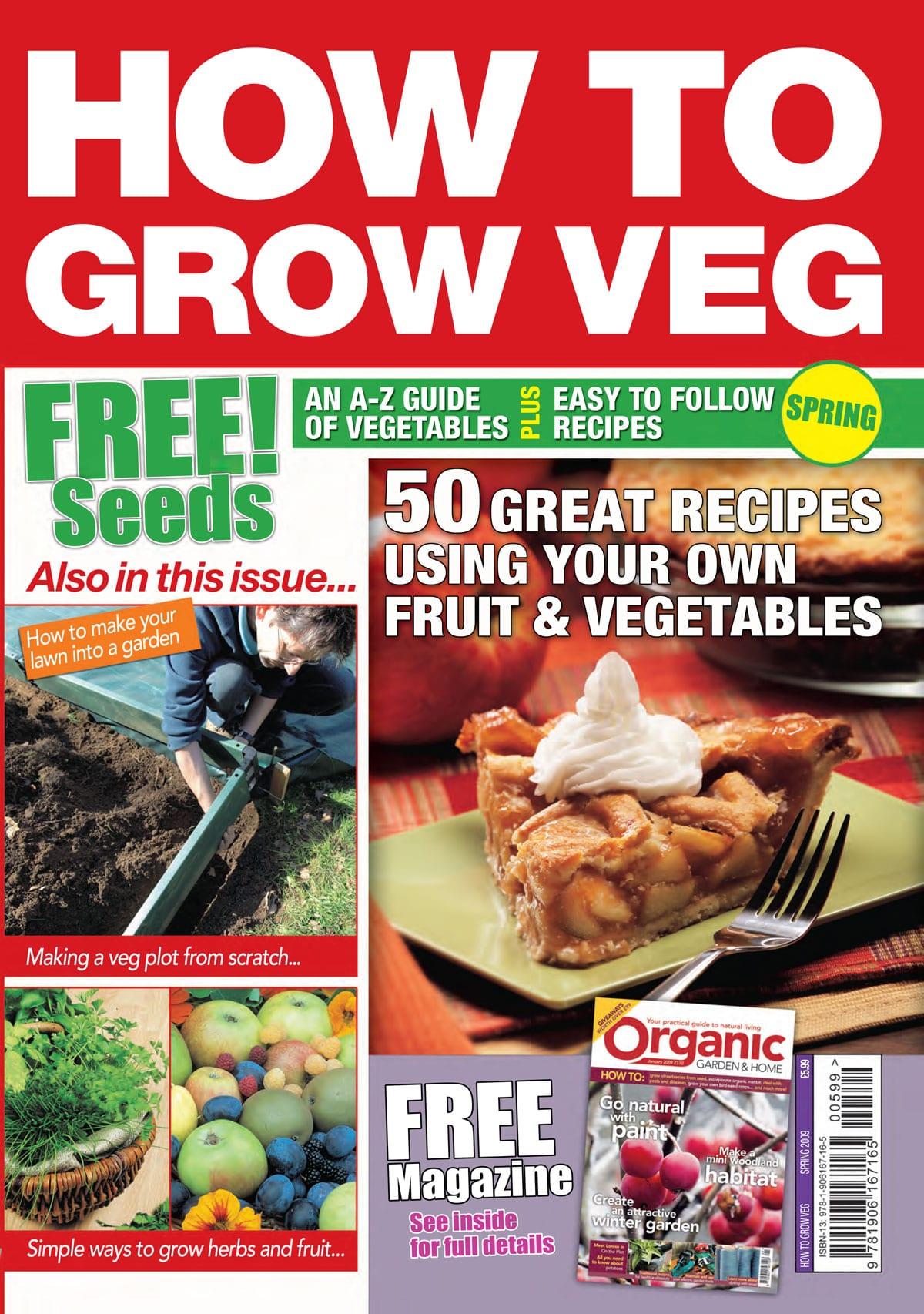 How To Grow Veg