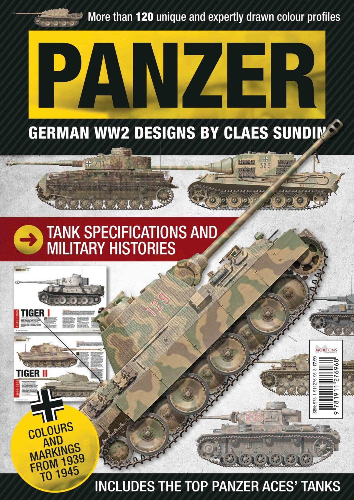 Panzer: German WW2 Designs