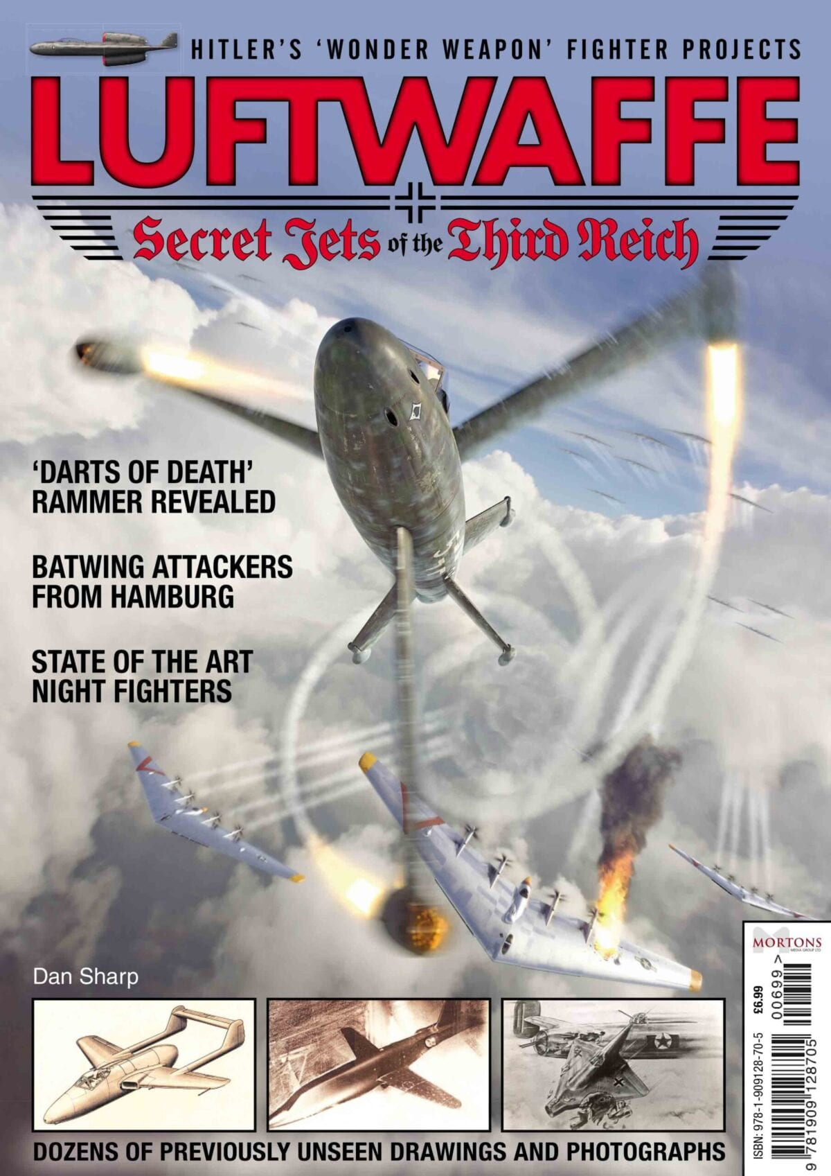 Luftwaffe Secret Jets Cover