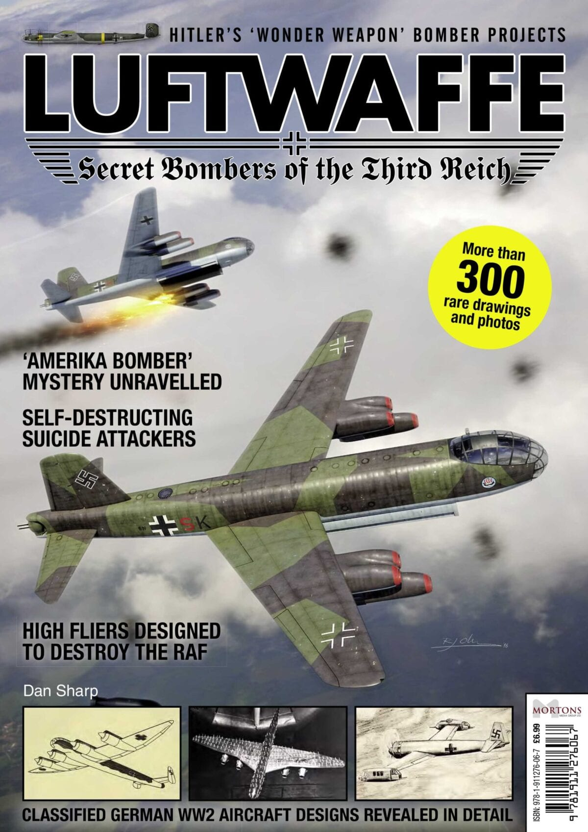 Luftwaffe Secret Bombers